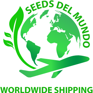 worldwide shipping seeds del mundo